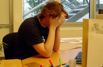 Fazer horário escolar é difícil? Por quê?